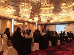 嗨酷翻译公司为BME在中国钢铁采购大会上提供钢铁行业的口译翻译服务