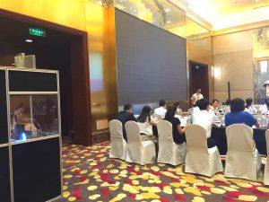 嗨酷翻译公司为2015亚洲美容与化妆品产业大会提供口译服务