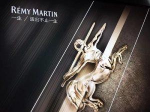 嗨酷翻译公司在广州LA MAISON为人头马提供中文与法语的交替传译口译服务
