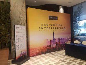 嗨酷翻译公司有幸为法国卢浮宫酒店集团投资会议提供中文/法语口译服务
