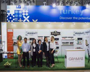 嗨酷为上海国际食品饮料及餐饮设备展览会展商提供英语会展口译服务